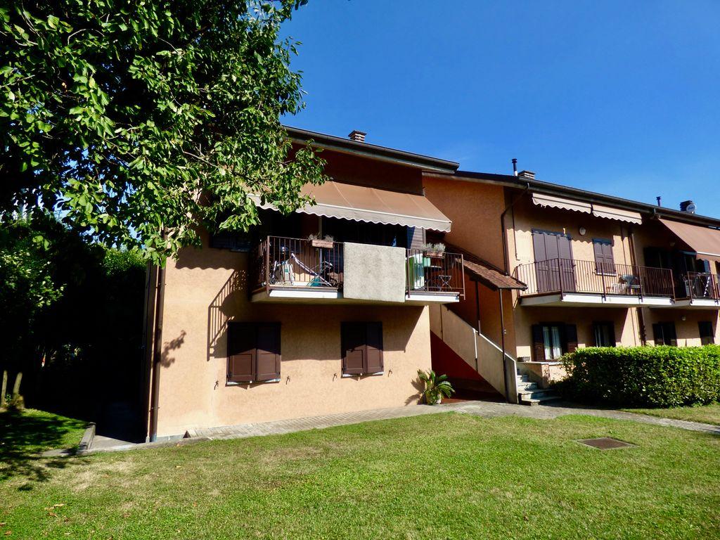 Domaso Appartamento in Residence con Piscina