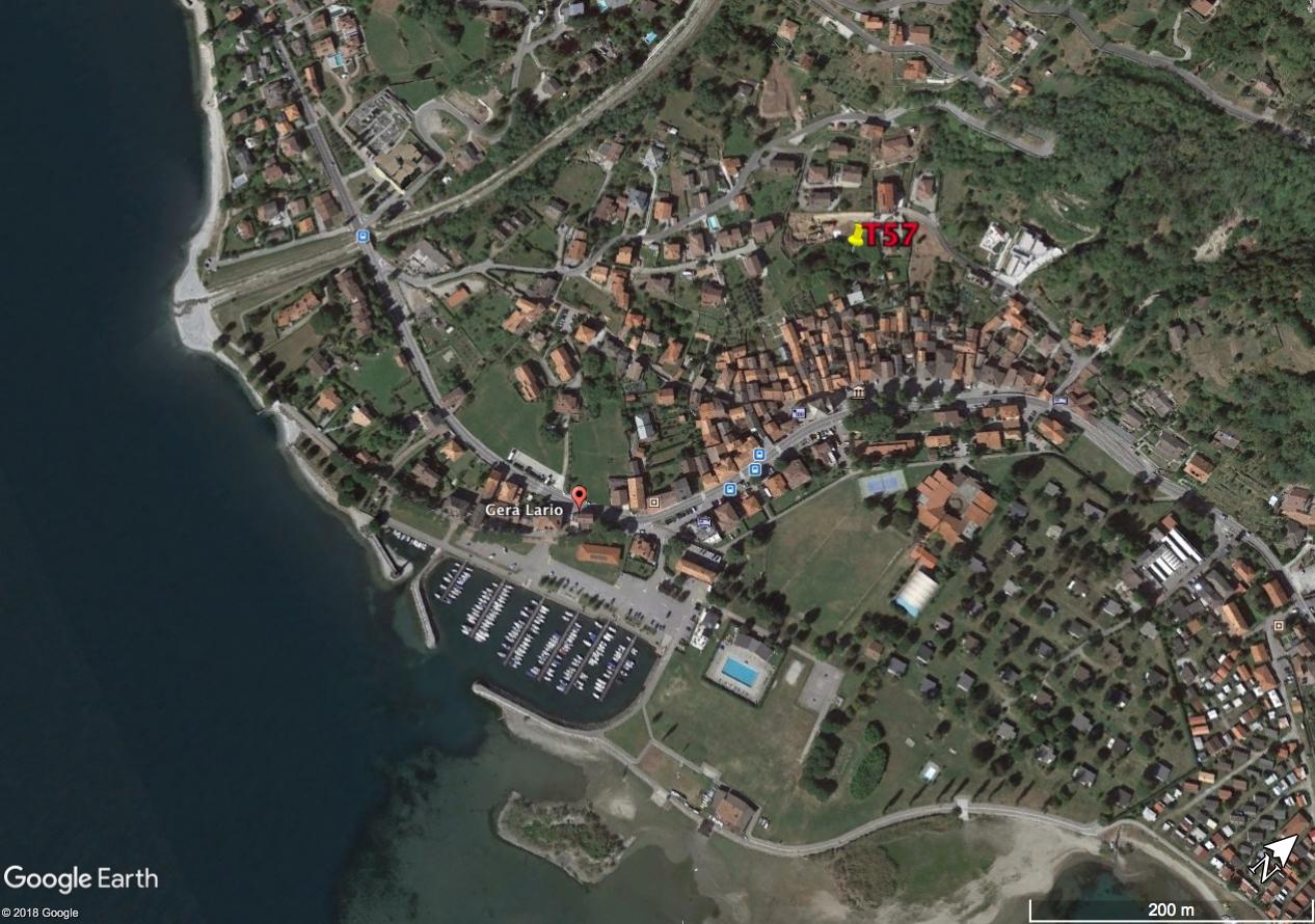 Terreno Edificabile Gera Lario Vista Lago Como
