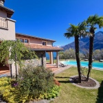 Villa Lago Como Con Piscina - esterno
