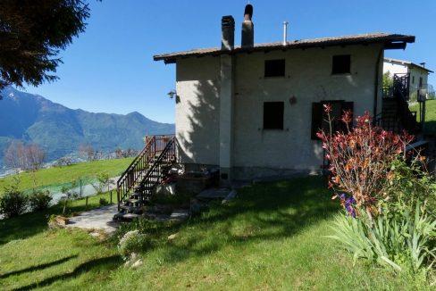 Casa Indipendente Sorico con giardino privato