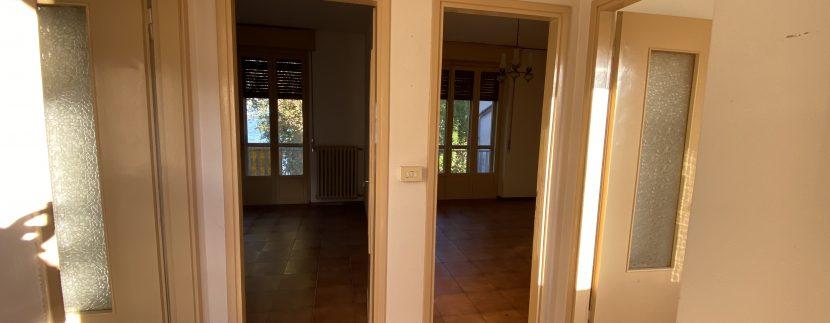 Casa Fronte Lago Como Domaso con Terreno - corridoio