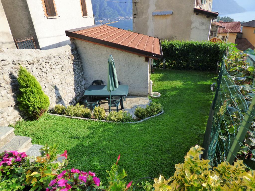 Appartamento Tremezzina vista lago con giardino