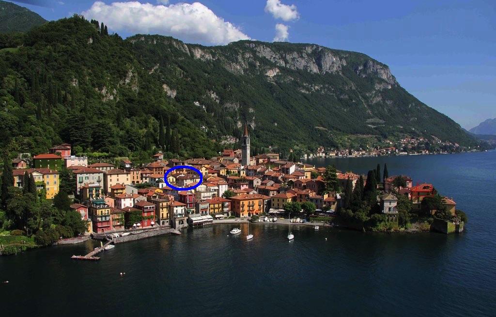 Appartamento Varenna Centro Lago di Como