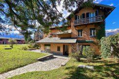 Villa Lago Como Colico con Parco - esterno