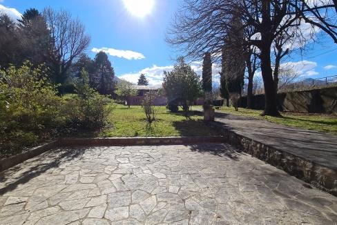 Villa Lago Como Colico con Parco