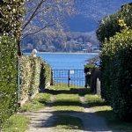 Domaso Appartamento con accesso al lago