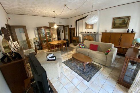 Appartamento Arredato Gravedona ed Uniti Lago Como - soggiorno