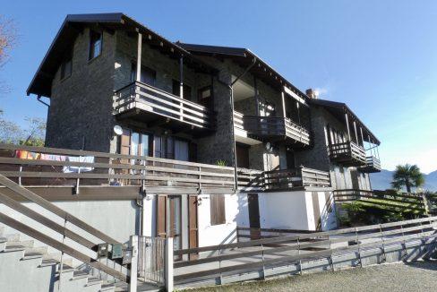 Appartamento Gravedona ed Uniti 1,5 km dal lago