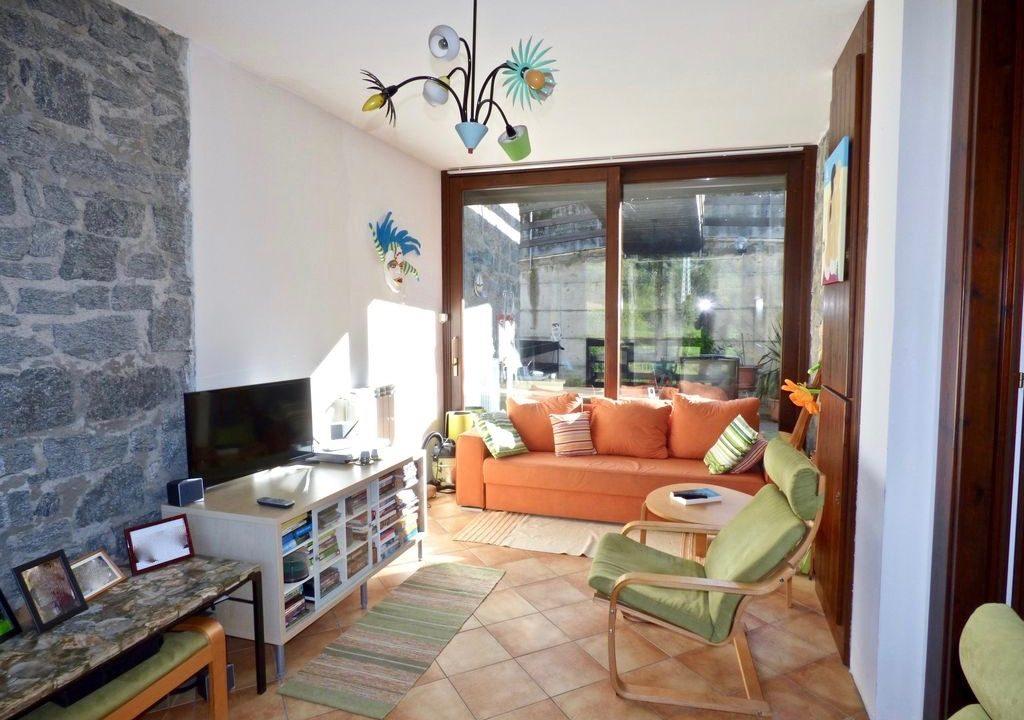 Appartamento Gravedona Lago Como su 2 livelli