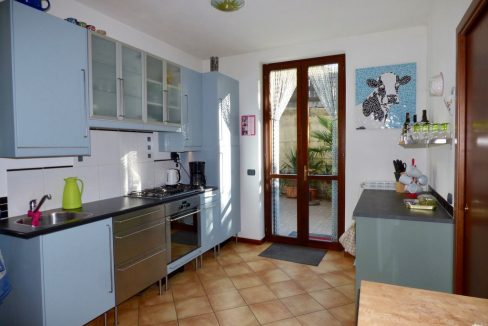 Appartamento Gravedona Lago Como - arredato