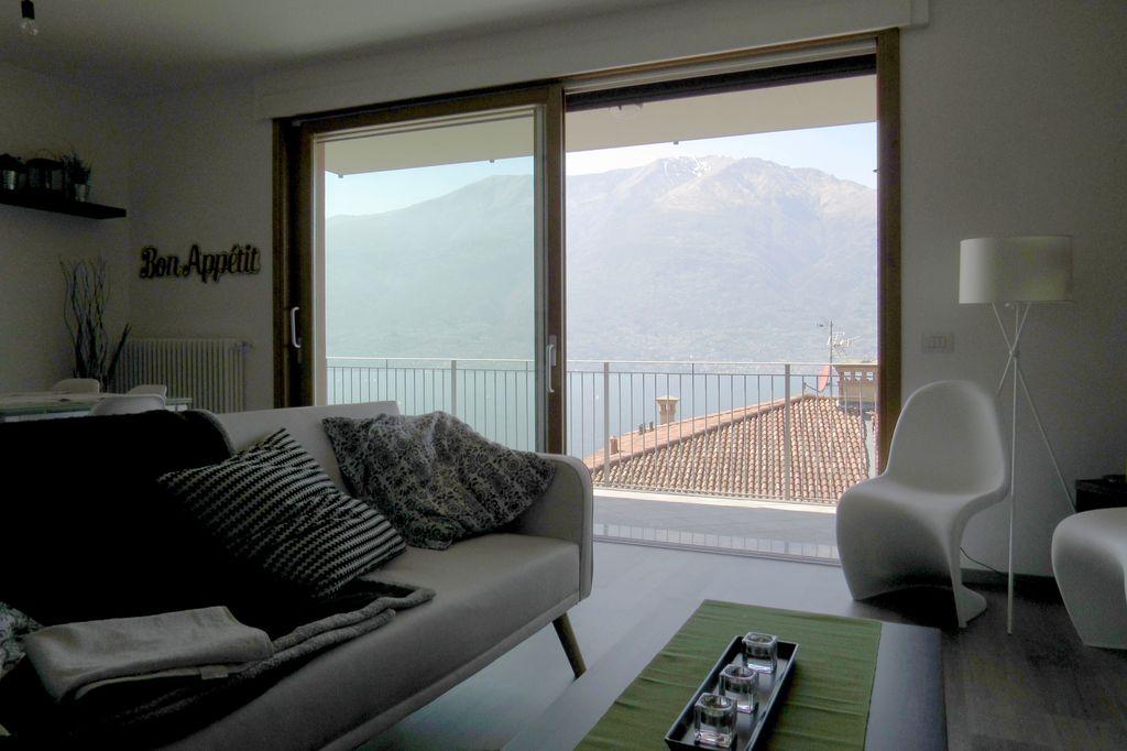 Lago Como Dorio Appartamento Vista Lago