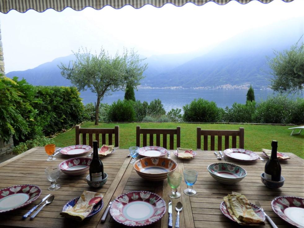 Appartamento Sala Comacina Vista Lago Como