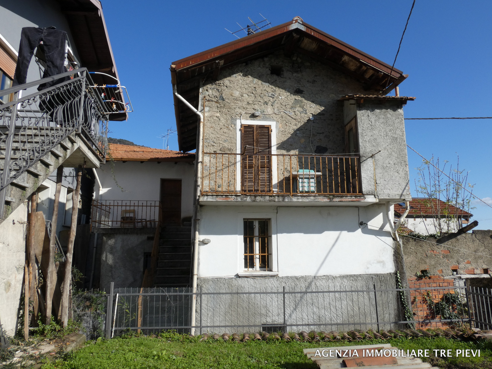 Casa Gravedona ed Uniti con Vista Lago Como