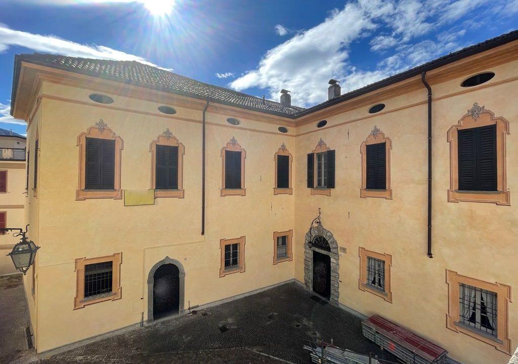 Villa d'epoca Gravedona ed Uniti Lago Como - esterni