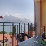 Appartamento San Siro Vista lago Como e terrazzo