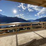 Appartamenti Vista Lago Como Domaso posizione soleggiata