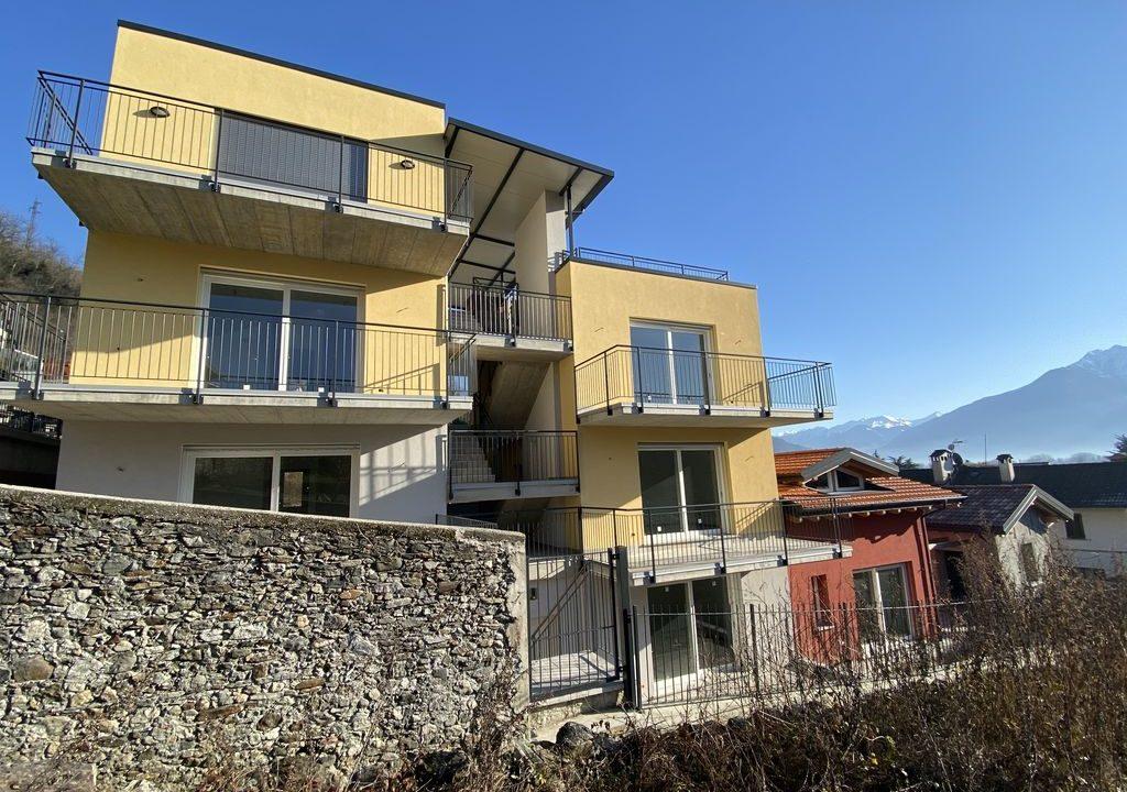 Appartamenti Gera Lario Lago Como - Esterni