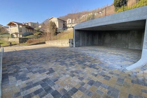Appartamenti Gera Lario Lago Como - Posti Auto