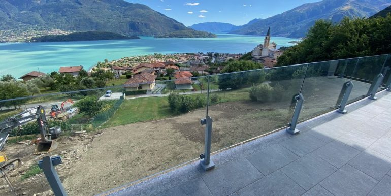 Appartamenti Vista Lago Como Domaso - vista