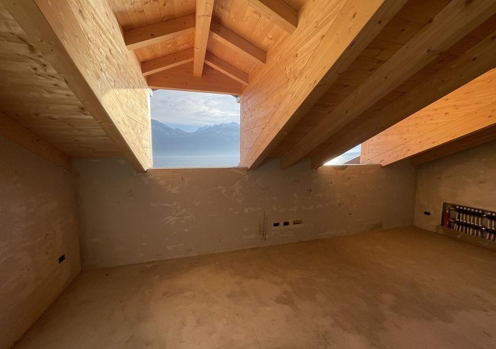 Appartamenti in Villa D'epoca Menaggio Lago Como - mansarda