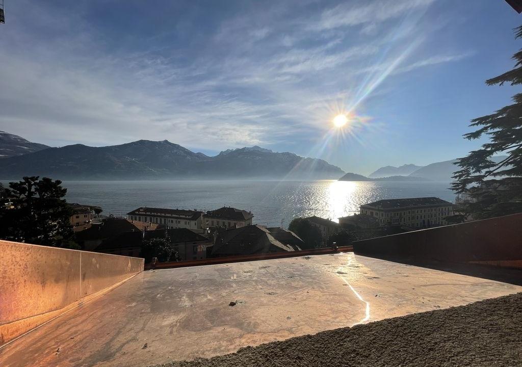 Appartamenti in Villa D'epoca Menaggio Lago Como - vista lago