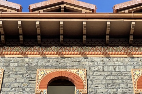 Appartamenti in Villa D'epoca Menaggio Lago Como - esterno
