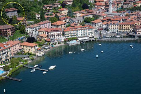 Appartamenti in Villa D'epoca Menaggio Lago Como pochi passi dal lago
