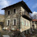 Casa in Sasso con Giardino con terrazzo e balcone