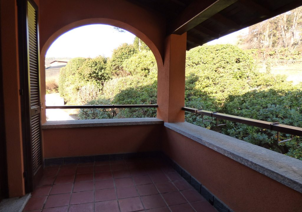 Lago Como Appartamento Menaggio - terrazzo