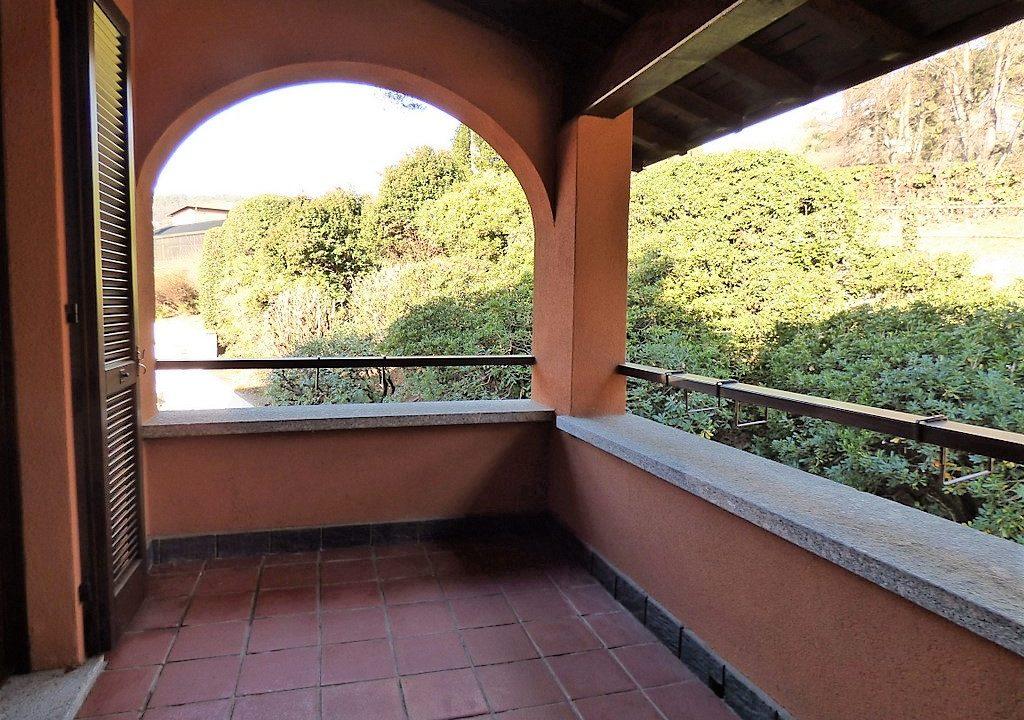 Lago Como Menaggio - appartamento con terrazzo