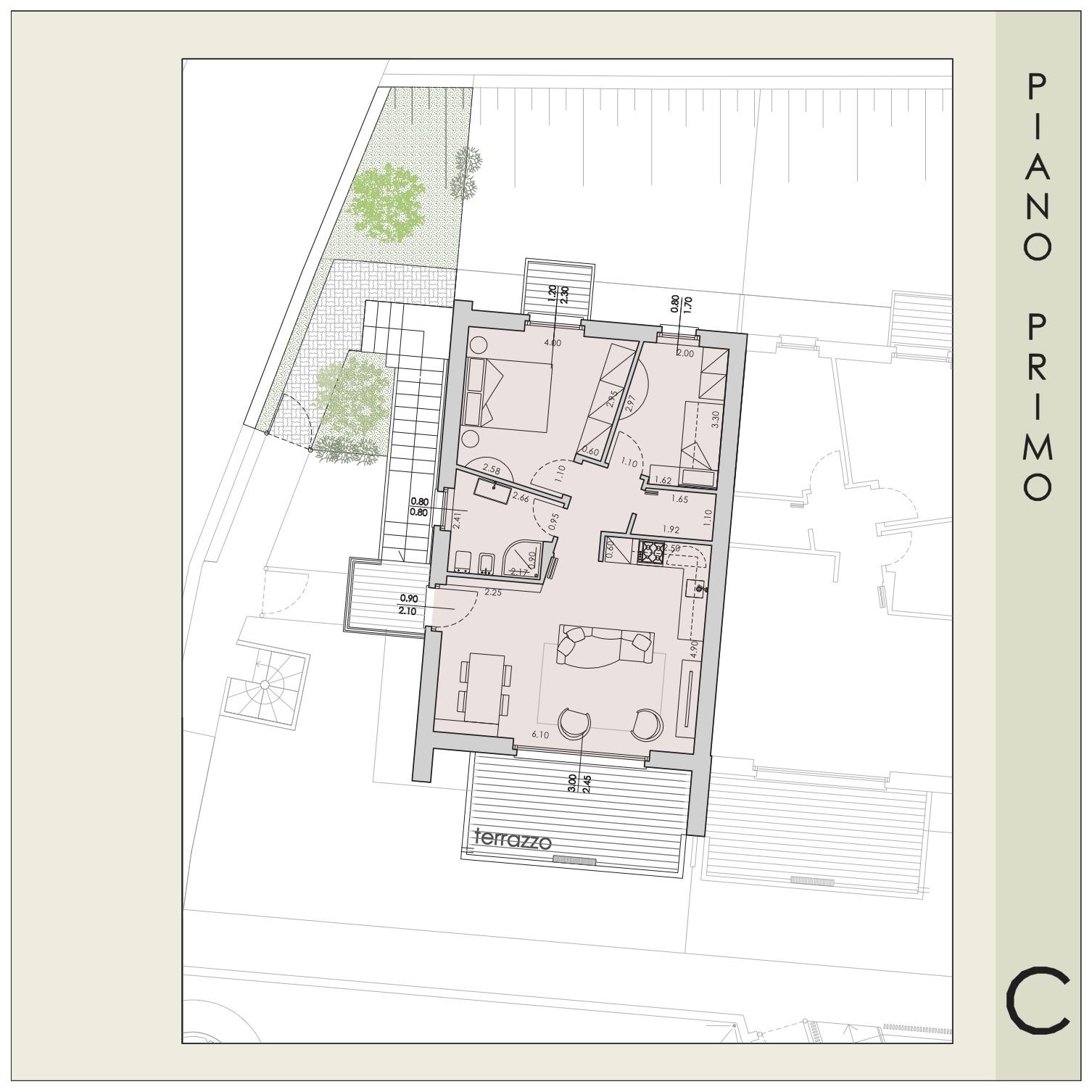 Casa 80 Mq Pianta appartamenti in moderno residence con piscina gera lario