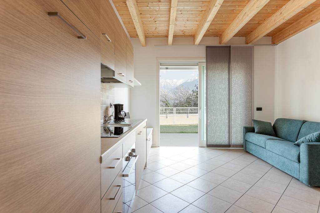 Appartamenti con Piscina e Vista Lago Gera Lario