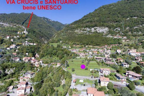 Appartamenti Lago Como Tremezzina con terrazzo