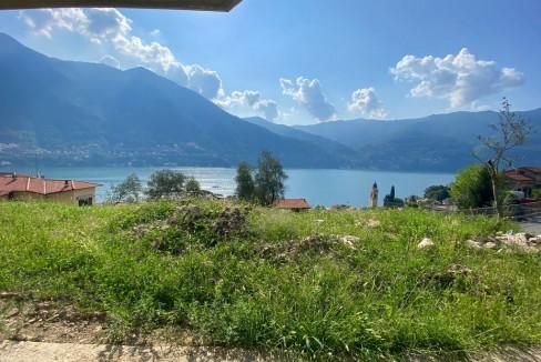 Appartamenti moderni Laglio vista Lago Como - giardino
