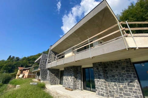 Appartamenti moderni Laglio vista Lago Como - esterno