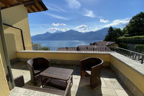 Villa Menaggio Vista Lago Como con piscina