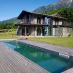 Villa Colico Lago Como con Piscina