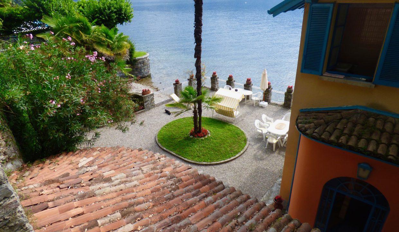 Villa Fronte Lago Bellagio Lago Como fronte lago