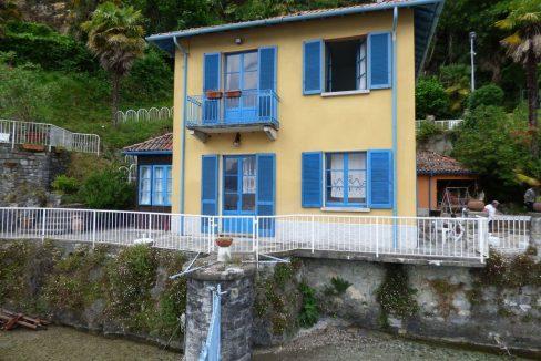 Villa Bellagio Fronte Lago Como con Darsena giardino