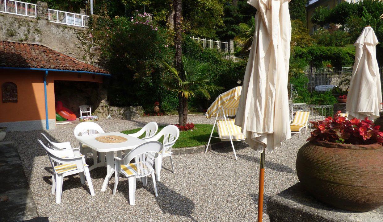 Villa Fronte Lago Bellagio Lago Como