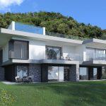 Appartamenti Moderni Vercana Lago Como
