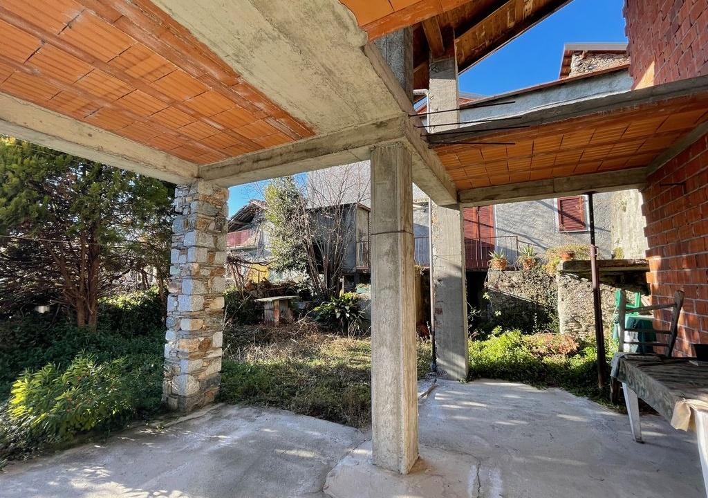 Gravedona ed Uniti Casa con Vista Lago - esterno
