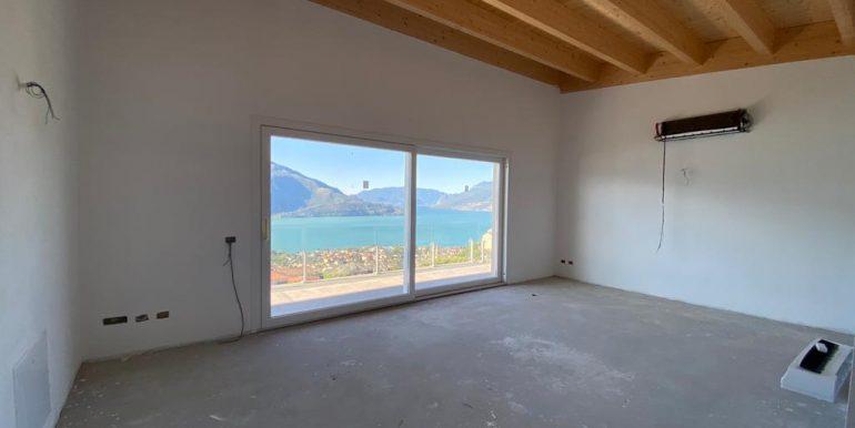Appartamenti Vista Lago Como Domaso - - living