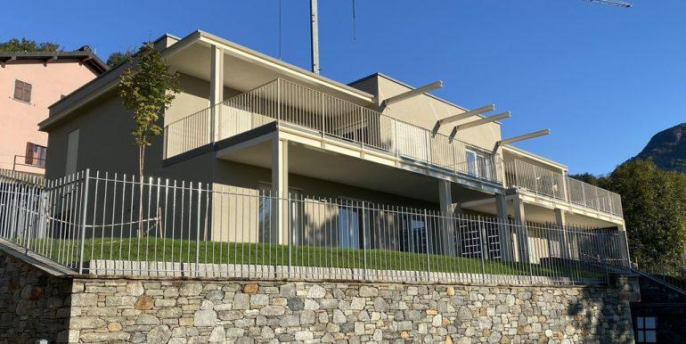 Appartamenti Gravedona ed Uniti Vista Lago Como - esterno
