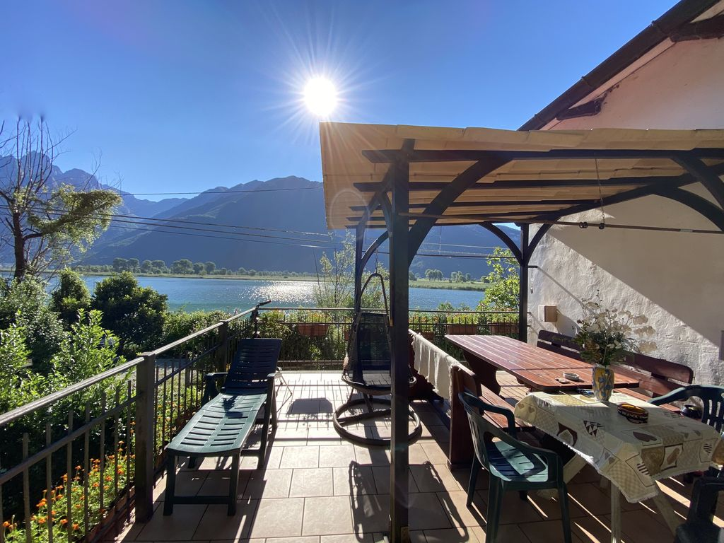 Lago Como Casa Indipendente con Accesso al Lago Sorico
