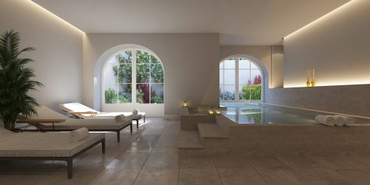Appartamenti Lago Como Menaggio con piscina