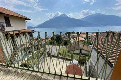 Casa Lago Como Pianello del Lario vista lago