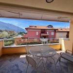 Appartamento Colico Lago Como - terrazzo