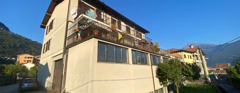 Appartamento Gravedona ed uniti Vista Lago Como - esterni
