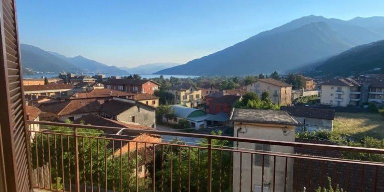 Appartamento Gravedona ed uniti Vista Lago Como - vista